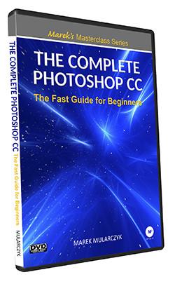 Complete Photoshop CC DVD