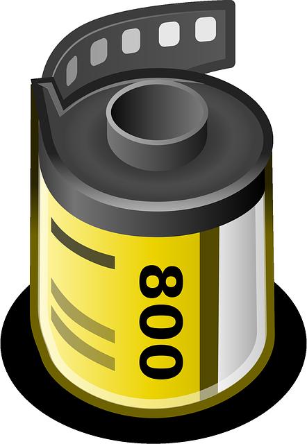 ISO film