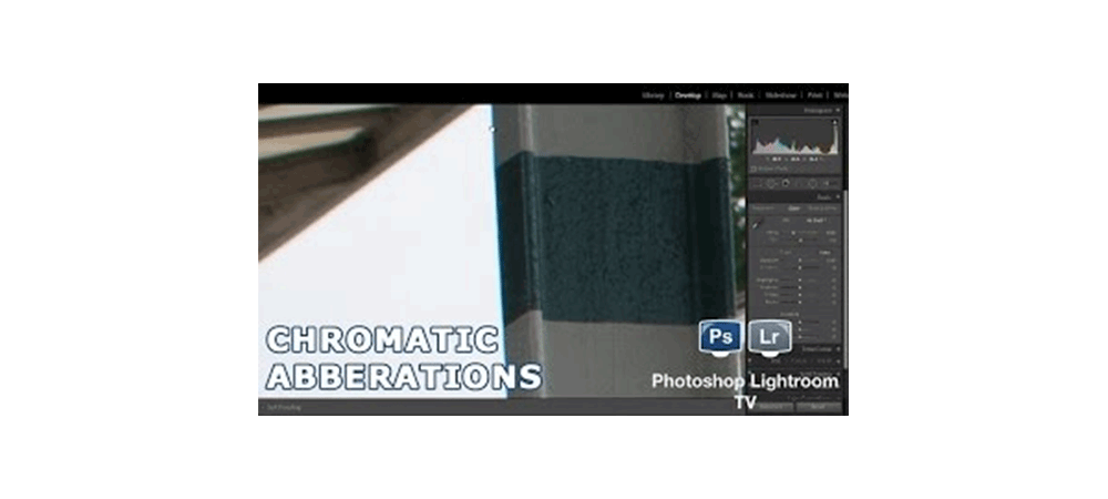 How to remove chromatic abberations in Lightroom with Marek Mularczyk