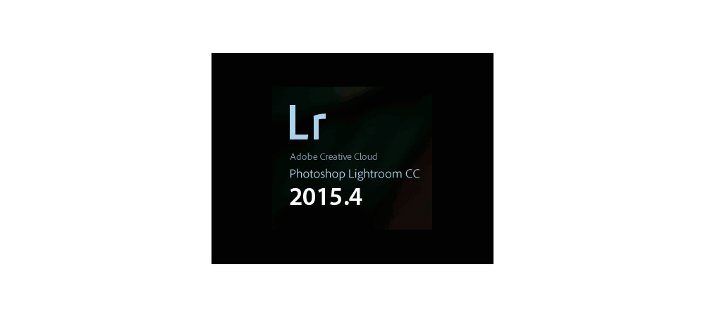 Adobe Lightroom CC 2015.4 update