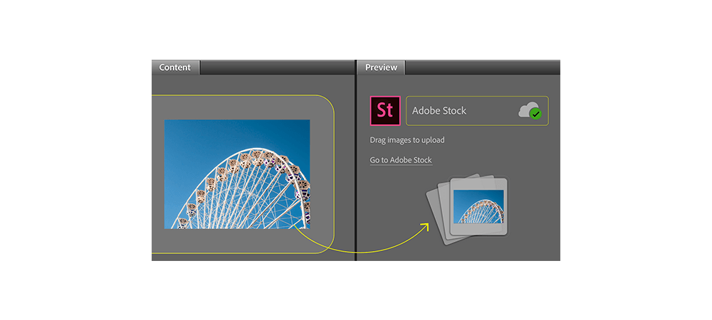 Adobe Stock in Bridge CC