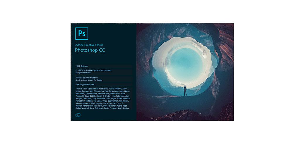 Adobe Photoshop CC 2017 release