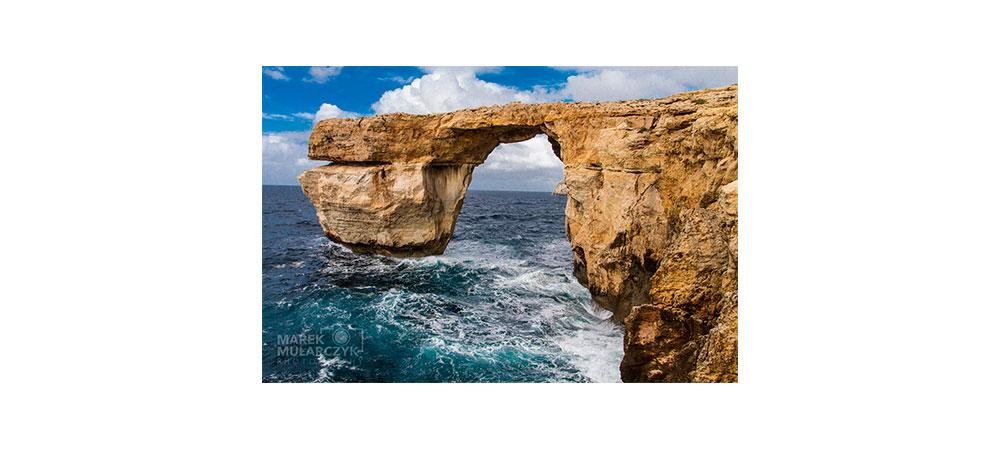 Azure Window Arch Malta