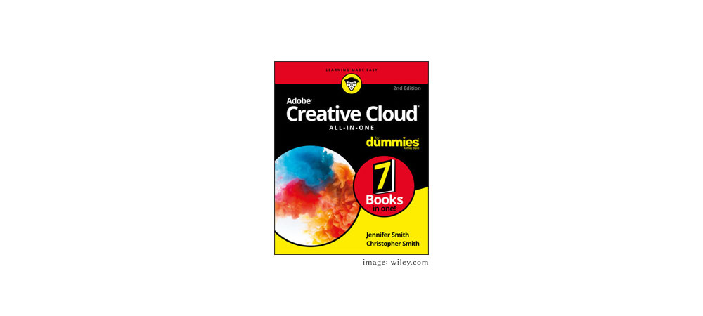 Adobe Creative Cloud All-in-One book