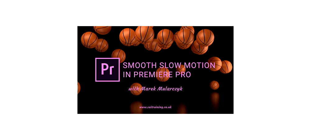 Slow Motion in Adobe Premiere Pro