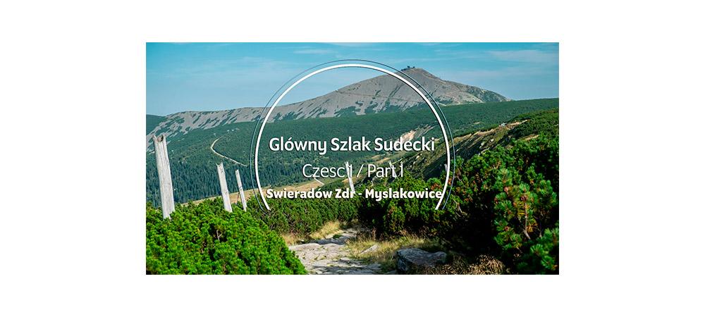 Glowny Szlak Sudecki, Main Sudetes Trail